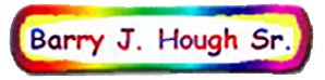 Barry J Hough Sr.com Logo - www.barryjhoughsr.com