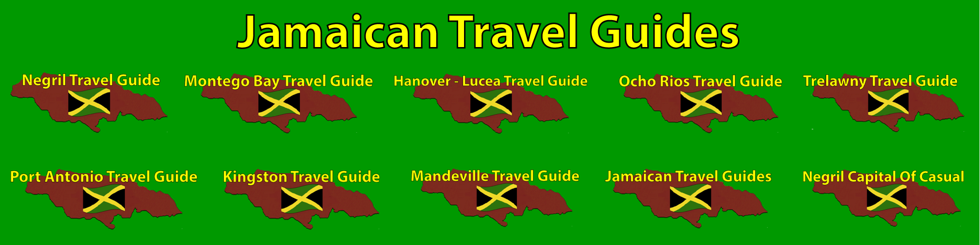 Jamaican Travel Guides - www.jamaicantravelguides.com - www.jamaicatravelguides.com