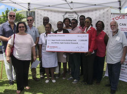 Negril Health Clinic Fund Photo - Negril Chamber of Commerce Web Page by the Negril Travel Guide.com