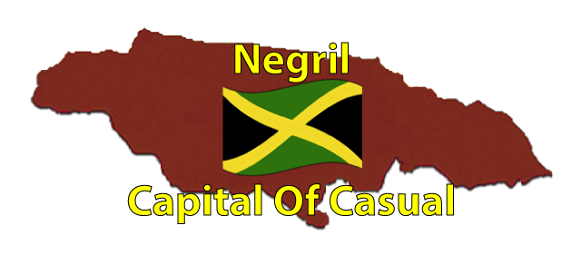 Negril Capital Of Casual.com by Barry J. Hough Sr.